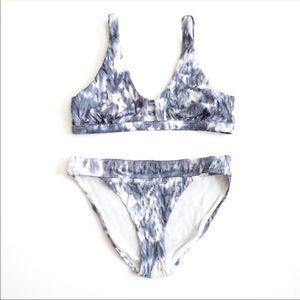 Athleta Tulum Bikini Set  Small